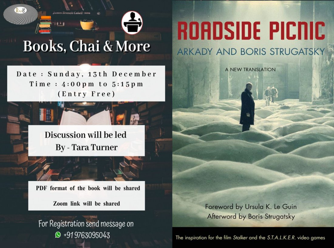 Books Chai & More , 13 December | Online Event | AllEvents.in