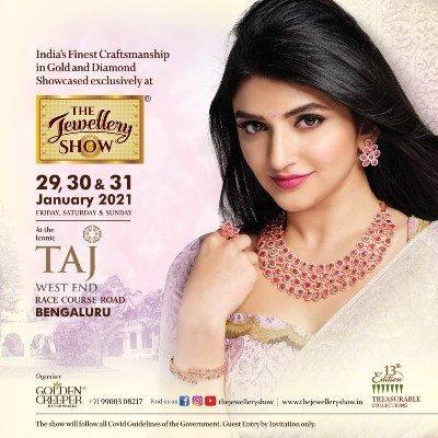 THE JEWELLERY SHOW BENGALURU 2021
