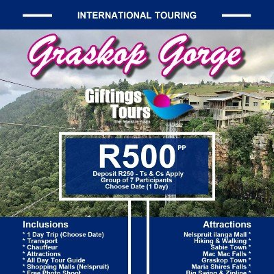 Graskop Gorge Mpumalanga
