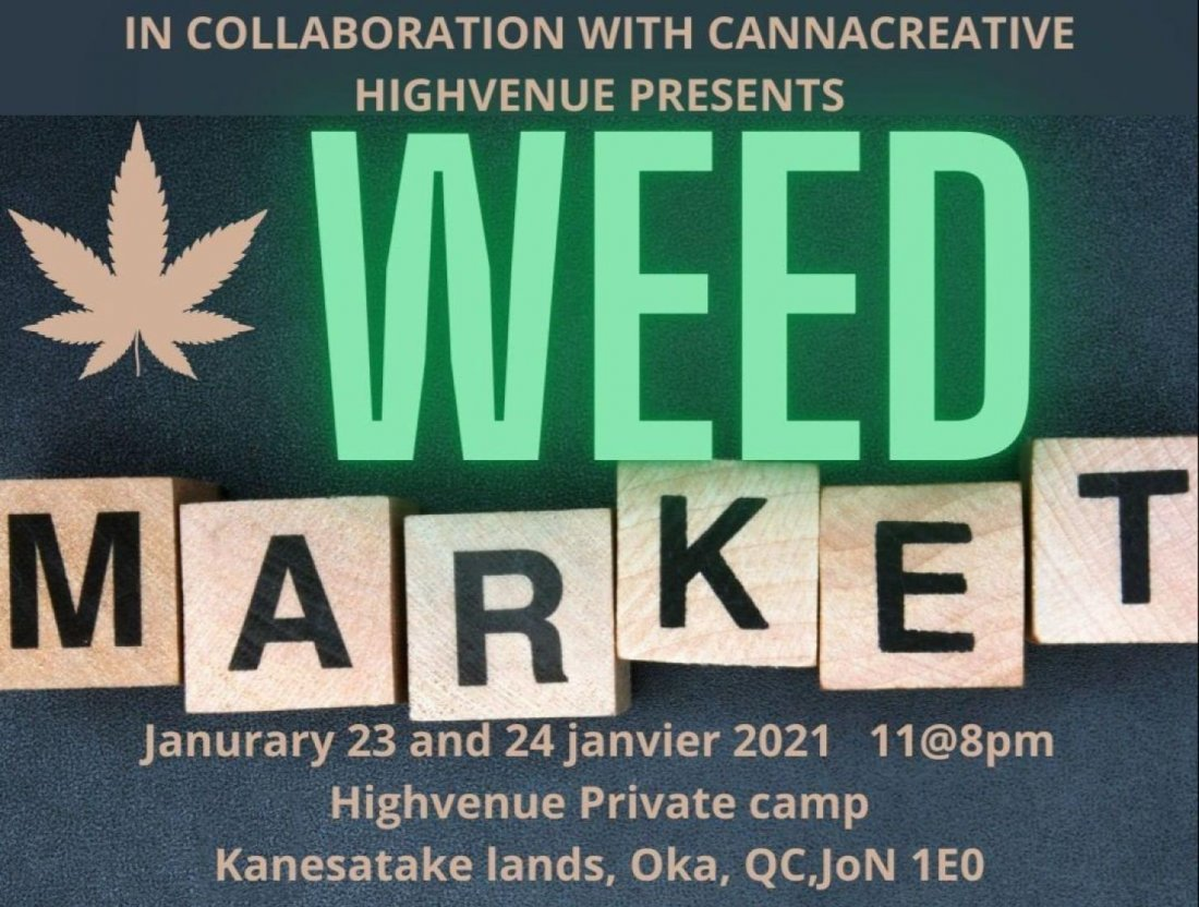Winter W**d Market, 27 February | Event in Montreal | AllEvents.in