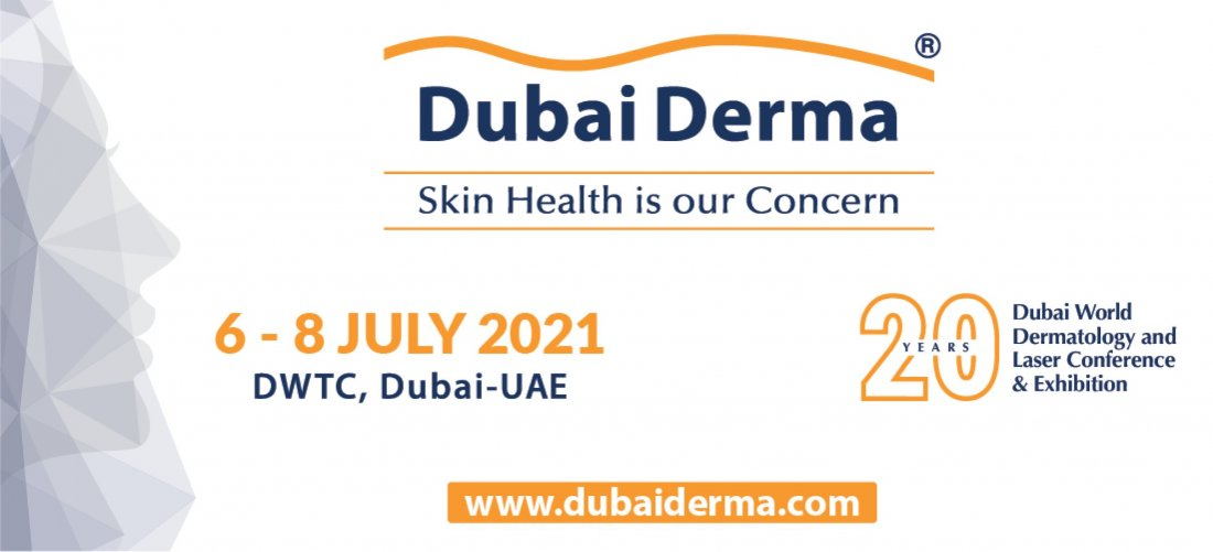 Dubai Derma 2021, 6 July | Event in Dubai | AllEvents.in