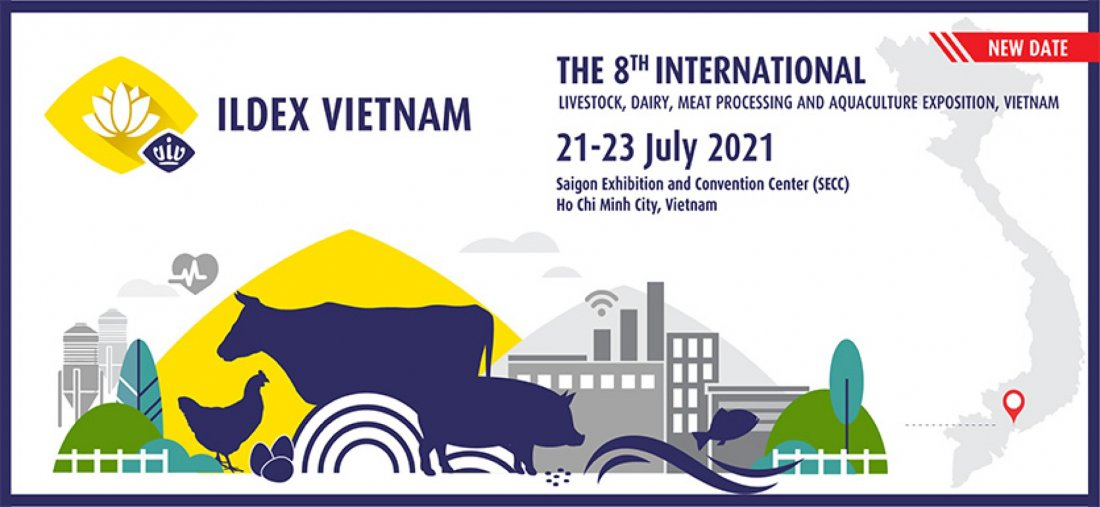 ILDEX Vietnam 2021, 21 July | Event in Ho Chi Minh City | AllEvents.in