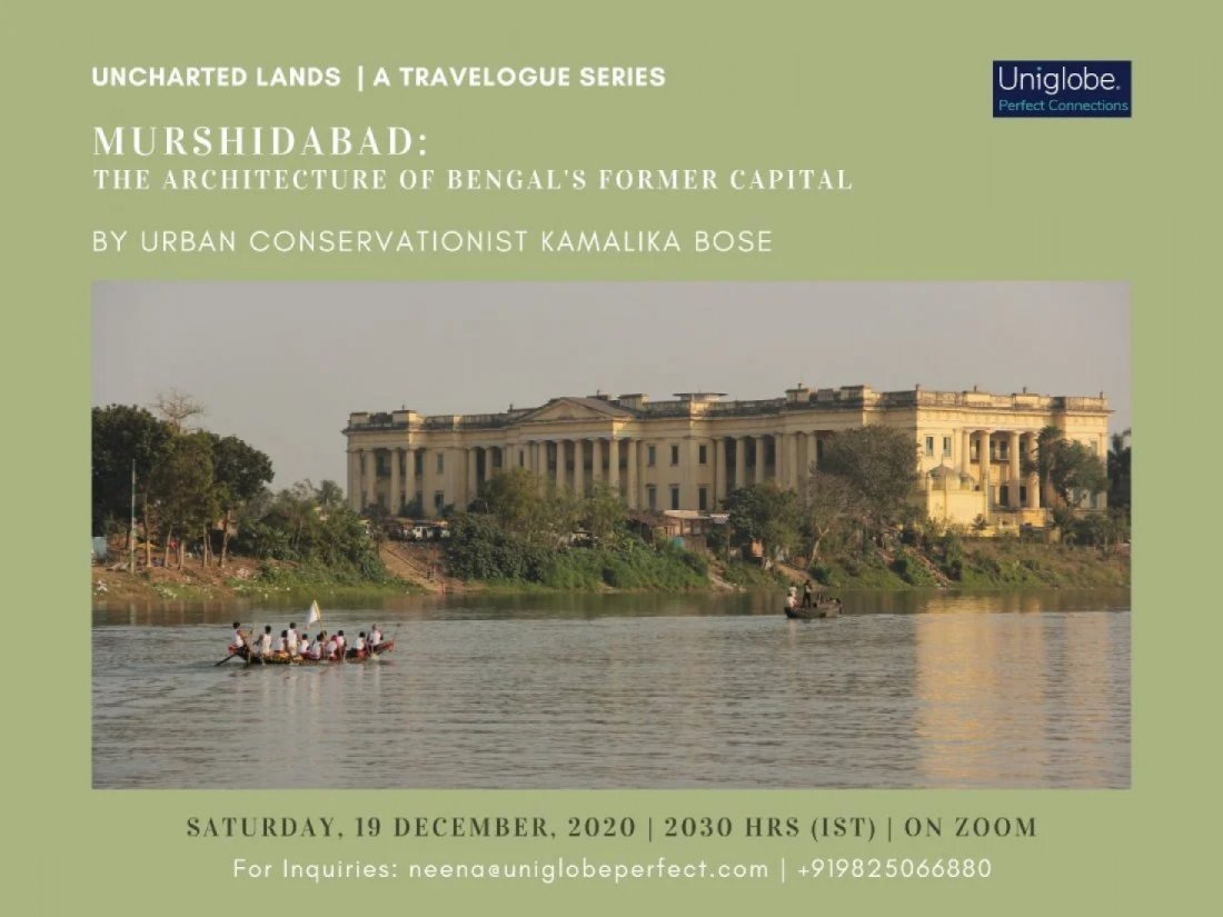Murshidabad:The Architecture of Bengal's Former Capital (Recorded Video) | Online Event | AllEvents.in