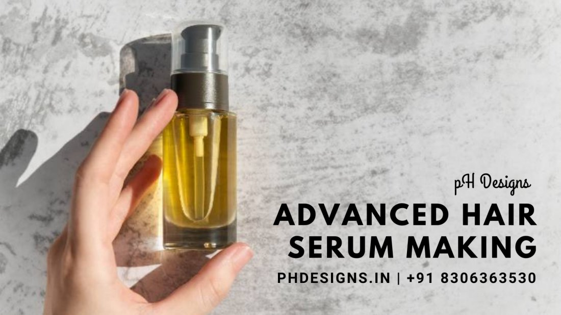 Advanced hair serum making | Online Event | AllEvents.in