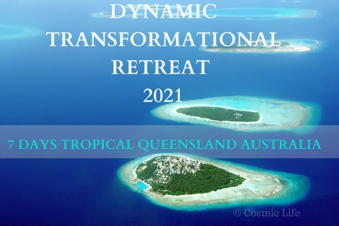 Dynamic Transformational Retreat  - Life Mastery in Consciousness 2021, 4 June | Event in Cairns | AllEvents.in