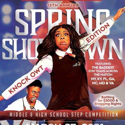 Spring Showdown Step Show