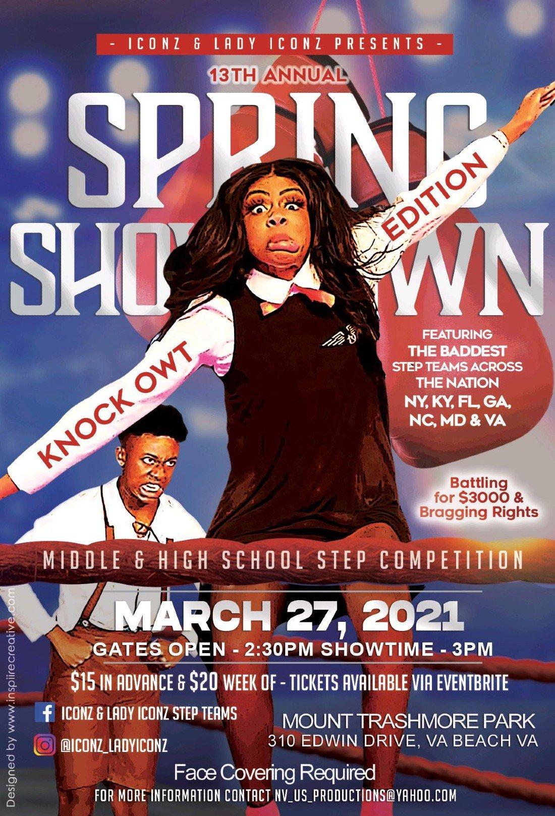 Spring Showdown Step Show, 27 March | Event in Virginia Beach | AllEvents.in