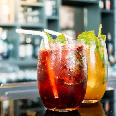 All Day Happy Hour at H Bar