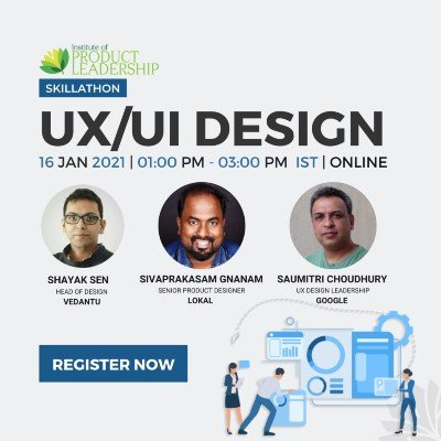 SKillathon on UXUI Design