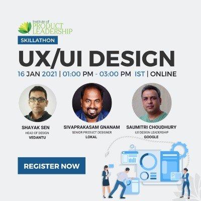 SKillathon on UXUI Design