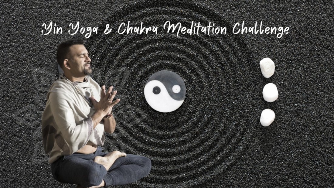 Yin Yoga & Chakra Awakenig with Sumit Manav , 22 January | Online Event | AllEvents.in