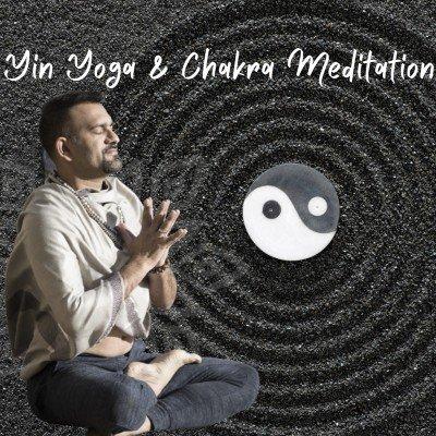 Yin Yoga & Chakra Awakenig with Sumit Manav