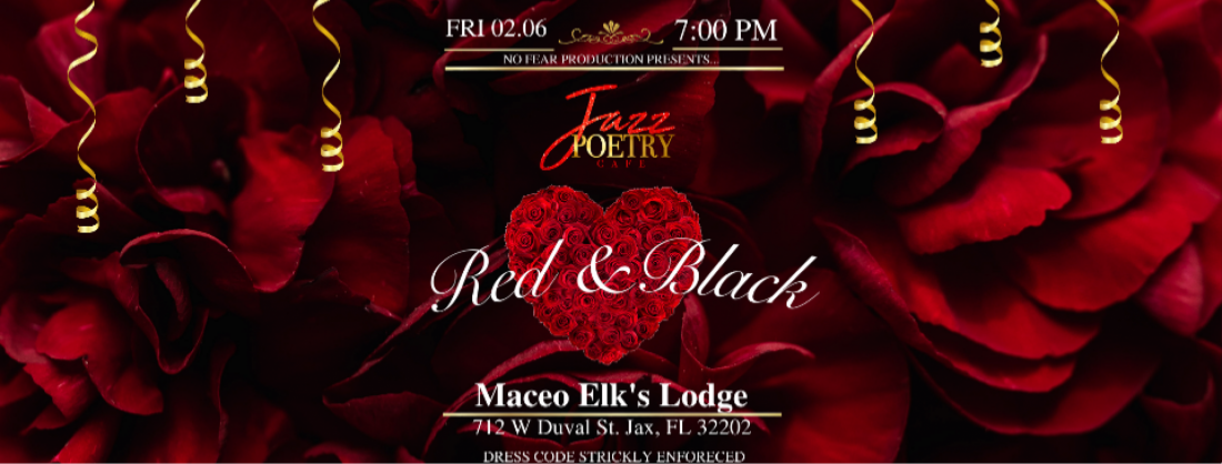 "Jazz Poetry Cafe // ""Valentine Edition"" 
