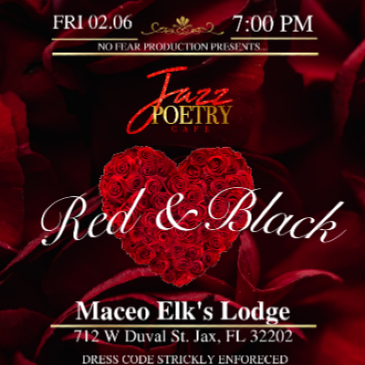 Jazz Poetry Cafe  Valentine Edition