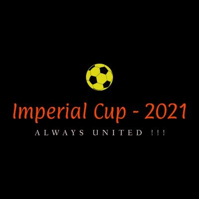 Imperial Cup - 2021