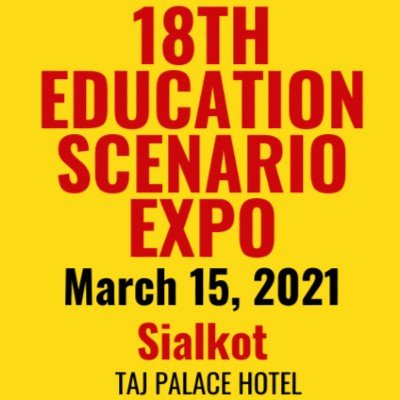18th Education Scenario Expo in Sialkot