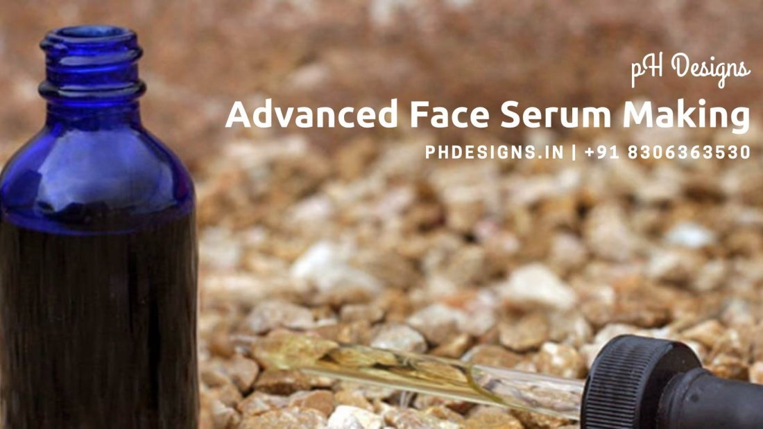 Advanced Face Serum Making Workshop | Online Event | AllEvents.in