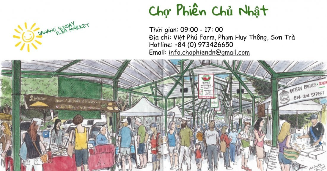 Danang Sunday Market, 7 March | Event in Danang | AllEvents.in