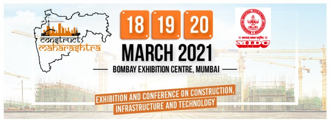 Construct Maharashtra Expo, 18 March | Event in Mumbai | AllEvents.in