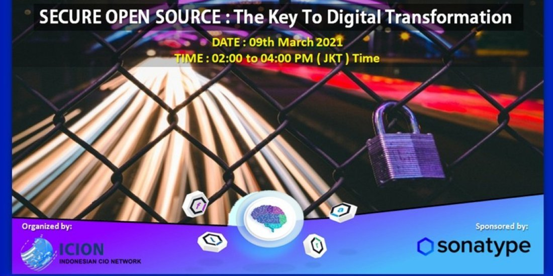 Secure Open Source: The Key To Digital Transformation?, 9 March | Online Event | AllEvents.in