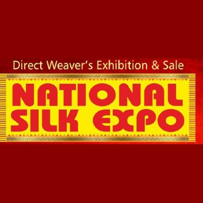 National Silk Expo - Direct Weavers Sale