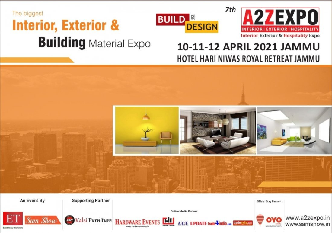 a2z expo 2021 Interior Exterior Expo, 10 April | Event in Jammu | AllEvents.in