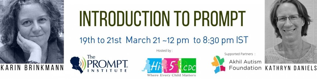 INTRODUCTION TO PROMPT, 19 March | Online Event | AllEvents.in