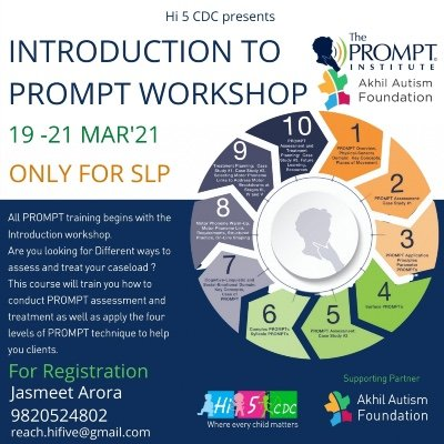 INTRODUCTION TO PROMPT