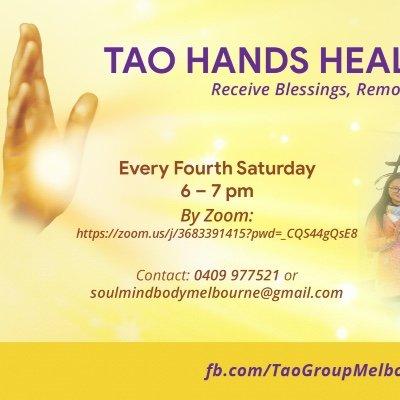 Tao Hands Healing Circle