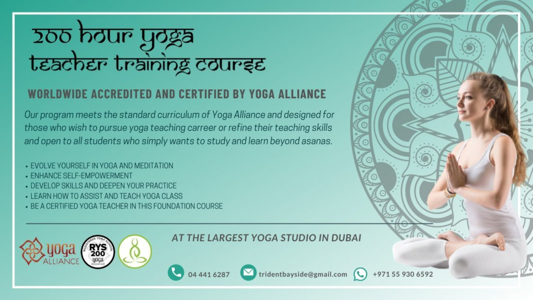 200 Hour Yoga Teacher Training | Yoga Alliance Certified Course | Event in Dubai | AllEvents.in