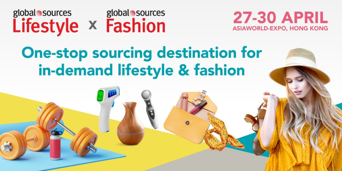 Global Sources Lifestyle & Fashion Show, 27 April | Event in Tuen Mun | AllEvents.in
