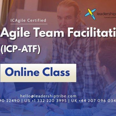 Agile Team Facilitation (ICP-ATF)  Virtual Classes - June 2021
