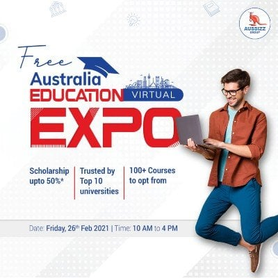 FREE Virtual Australia Education Expo 2021