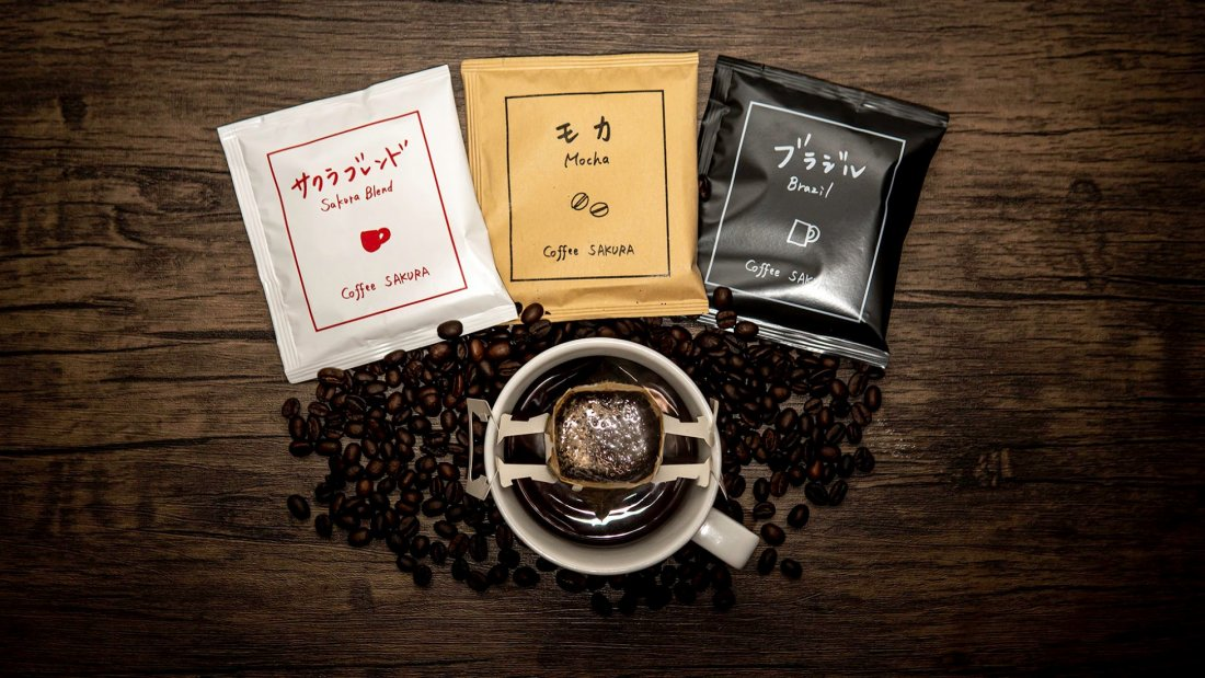 Virtual Cafe – Japanese Drip Bag Coffee, 28 February   Online Event   AllEvents.in