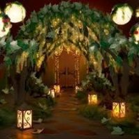 Enchanted forest prom 2021