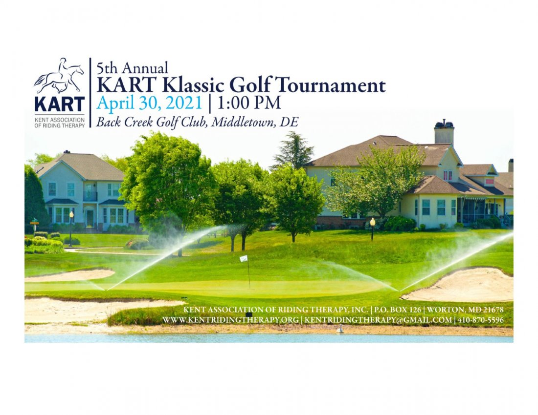 5th Annual KART Klassic Golf Tournament, 30 April | Event in Middletown | AllEvents.in