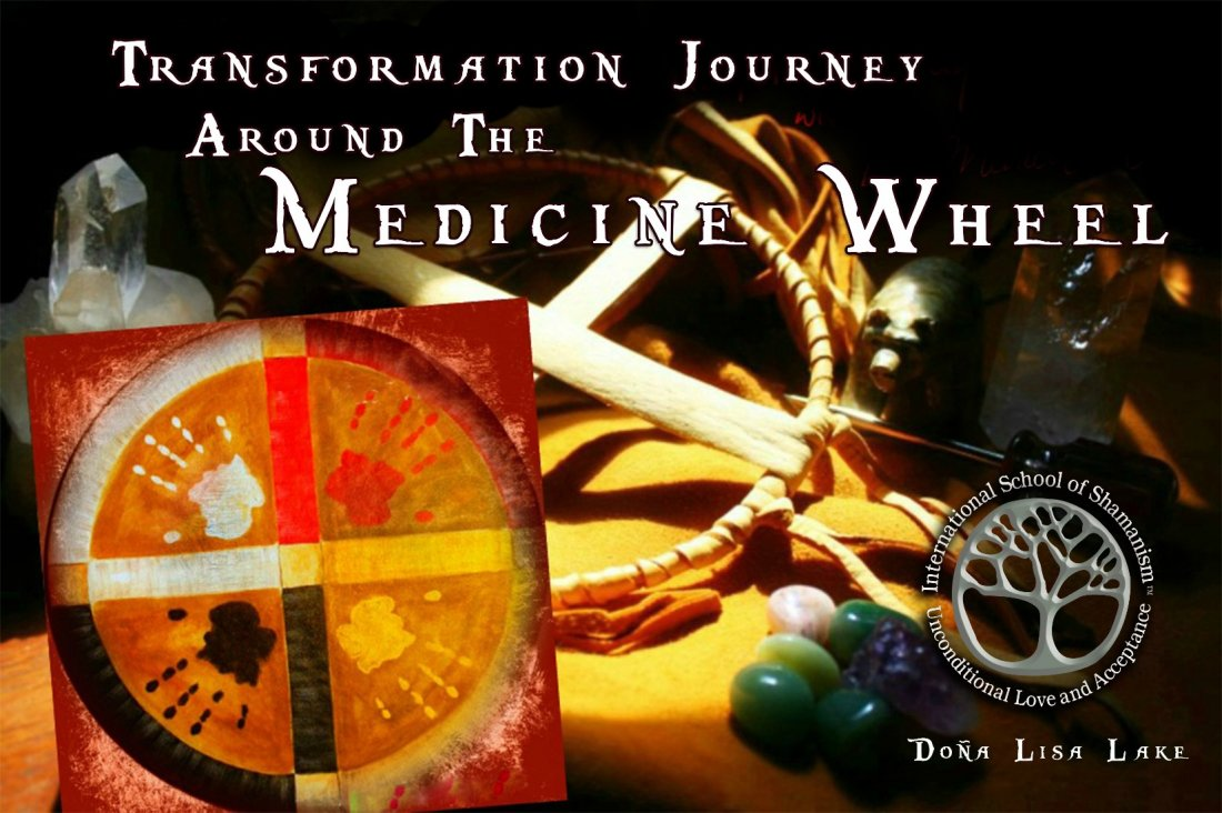 Medicine Wheel Journey:  Four Seasons of Shamanic Transformation, 26 May | Online Event | AllEvents.in