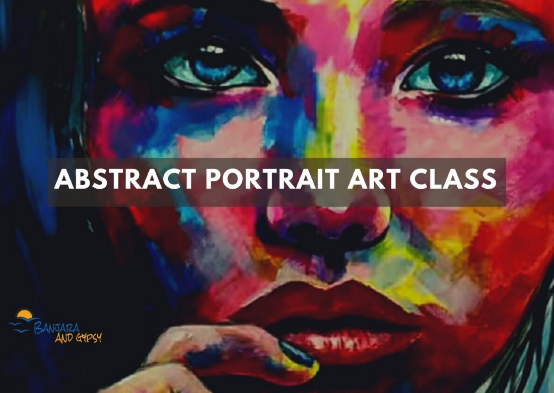 Abstract Portrait Painting | Online Event | AllEvents.in
