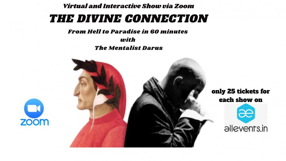 The Divine Connection, 10 March   Online Event   AllEvents.in