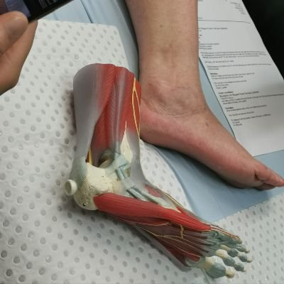 Foot Mobilisation and Dry Needling Workshop for Allied health Professionals