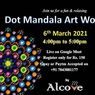 Dot Mandala Art Workshop