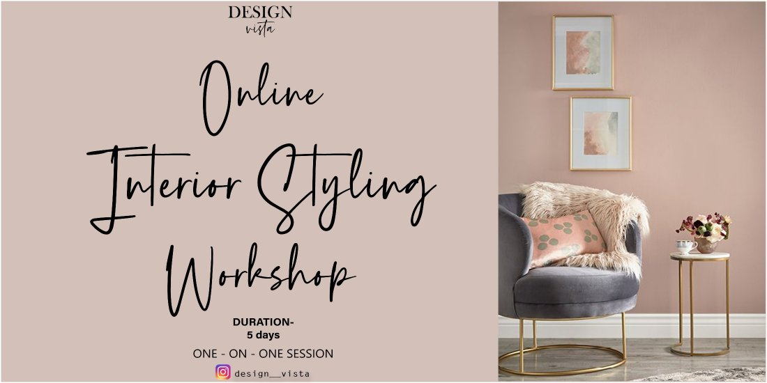 Online Interior Styling Workshop | Online Event | AllEvents.in