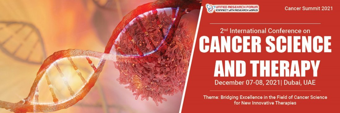 2nd International Conference on Cancer Science and Therapy, 7 December | Event in Dubai | AllEvents.in