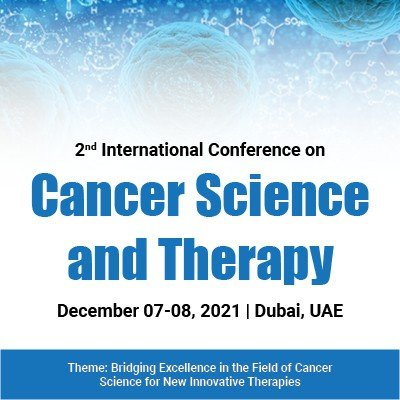2nd International Conference on Cancer Science and Therapy