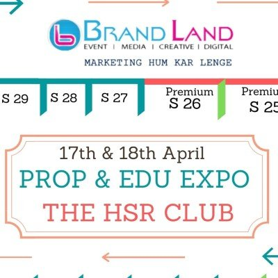 The HSR CLUB - Prop & Edu expo