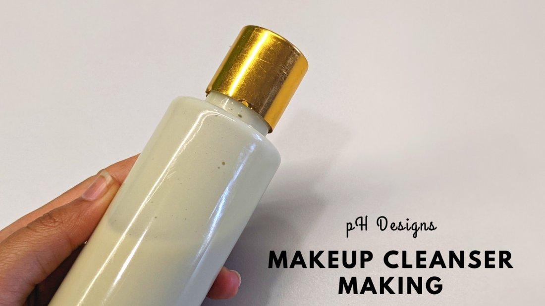 Makeup Cleanser Making Workshop | Online Event | AllEvents.in