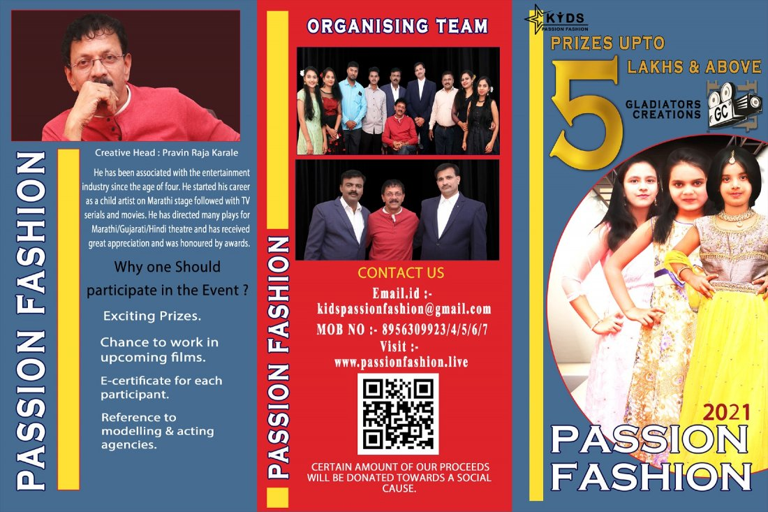 Kids Passion Fashion, 30 May   Event in Pune   AllEvents.in