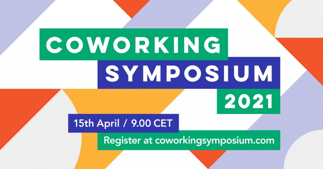 Coworking Symposium 2021, 15 April | Online Event | AllEvents.in