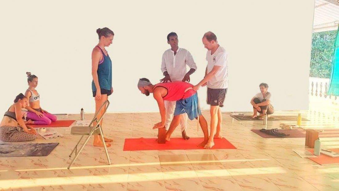 Yoga Teacher Training in Goa, India, 4 October | Event in Goa Velha | AllEvents.in