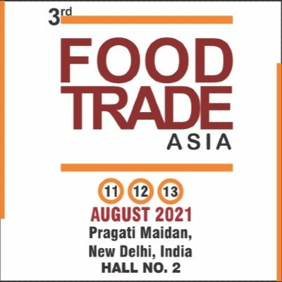 3rd Food Trade Asia 2021